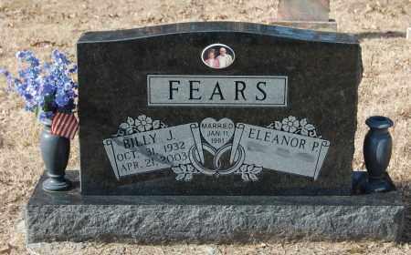FEARS, BILLY J. - Greene County, Arkansas | BILLY J. FEARS - Arkansas Gravestone Photos