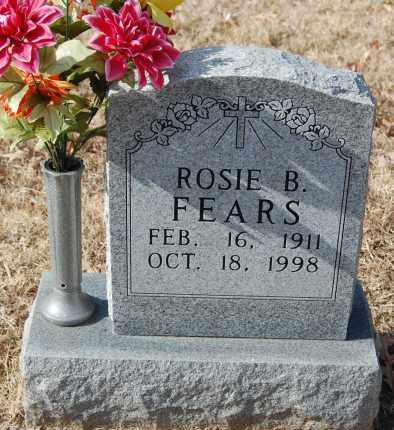 FEARS, ROSIE B. - Greene County, Arkansas | ROSIE B. FEARS - Arkansas Gravestone Photos
