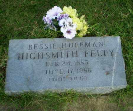FELTY, BESSIE - Greene County, Arkansas | BESSIE FELTY - Arkansas Gravestone Photos