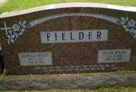 BENEDA FIELDER, CALLIE - Greene County, Arkansas | CALLIE BENEDA FIELDER - Arkansas Gravestone Photos
