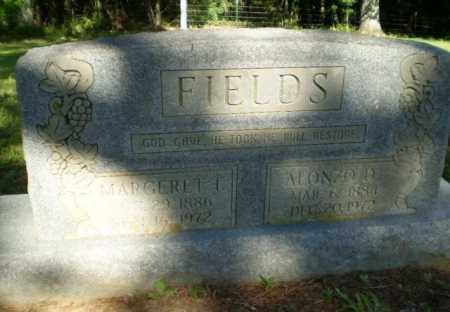 FIELDS, ALONZO D - Greene County, Arkansas | ALONZO D FIELDS - Arkansas Gravestone Photos