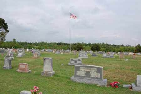 *FINCH CEMETERY, OVERVIEW 2 - Greene County, Arkansas | OVERVIEW 2 *FINCH CEMETERY - Arkansas Gravestone Photos
