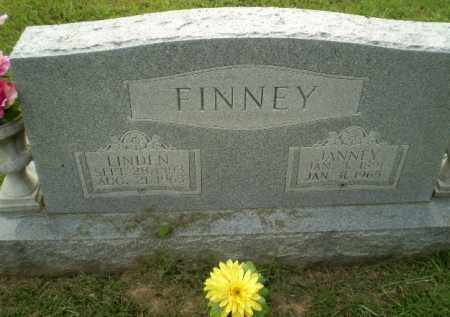 FINNEY, JANNEY - Greene County, Arkansas | JANNEY FINNEY - Arkansas Gravestone Photos