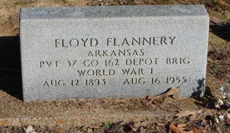 FLANNERY (VETERAN WWI), FLOYD - Greene County, Arkansas   FLOYD FLANNERY (VETERAN WWI) - Arkansas Gravestone Photos