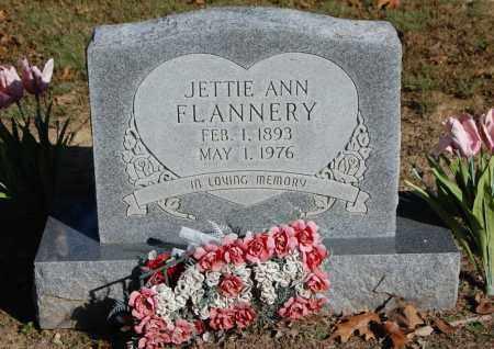 FLANNERY, JETTIE ANN - Greene County, Arkansas   JETTIE ANN FLANNERY - Arkansas Gravestone Photos