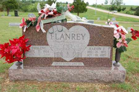 FLANREY, IMOGENE - Greene County, Arkansas | IMOGENE FLANREY - Arkansas Gravestone Photos