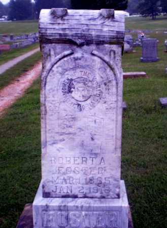 FOSTER, ROBERT A - Greene County, Arkansas | ROBERT A FOSTER - Arkansas Gravestone Photos