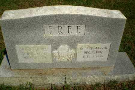 FREE, ROBERT MARVIN - Greene County, Arkansas | ROBERT MARVIN FREE - Arkansas Gravestone Photos