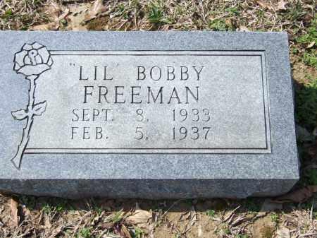 FREEMAN, BOBBY - Greene County, Arkansas | BOBBY FREEMAN - Arkansas Gravestone Photos