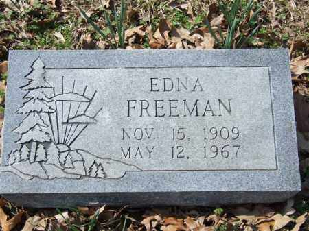 FREEMAN, EDNA - Greene County, Arkansas | EDNA FREEMAN - Arkansas Gravestone Photos