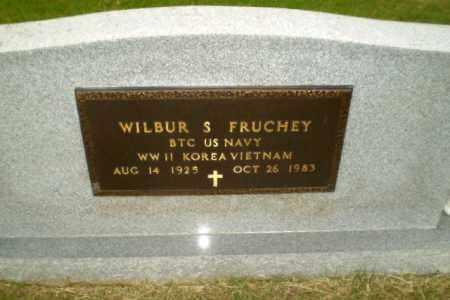 FRUCHEY  (VETERAN 3 WARS), WILBUR S - Greene County, Arkansas | WILBUR S FRUCHEY  (VETERAN 3 WARS) - Arkansas Gravestone Photos