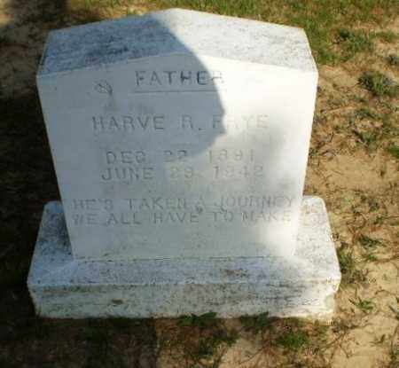 FRYE, HARVE R. - Greene County, Arkansas | HARVE R. FRYE - Arkansas Gravestone Photos