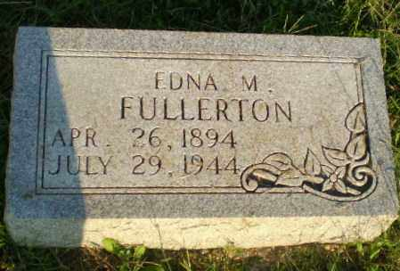 FULLERTON, EDNA M - Greene County, Arkansas | EDNA M FULLERTON - Arkansas Gravestone Photos