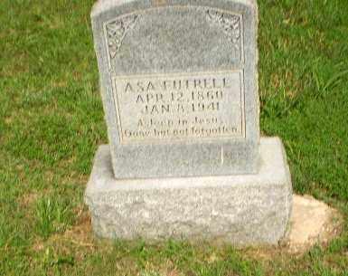FUTRELL, ASA - Greene County, Arkansas | ASA FUTRELL - Arkansas Gravestone Photos