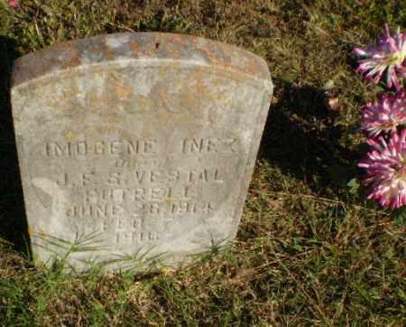 FUTRELL, IMOGENE (INFANT) - Greene County, Arkansas | IMOGENE (INFANT) FUTRELL - Arkansas Gravestone Photos