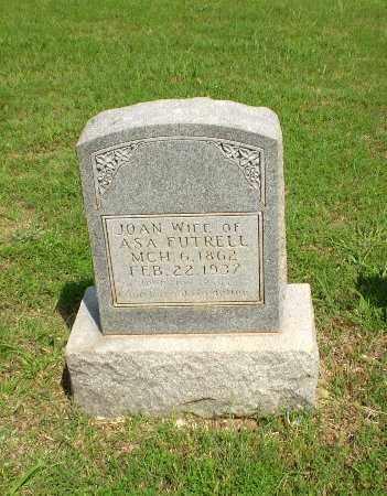 FUTRELL, JOAN - Greene County, Arkansas | JOAN FUTRELL - Arkansas Gravestone Photos