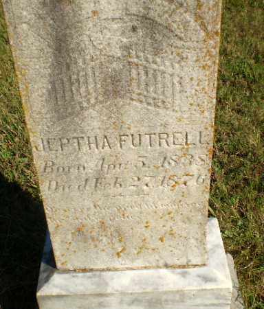 FUTRELL, JEPTHA - Greene County, Arkansas | JEPTHA FUTRELL - Arkansas Gravestone Photos