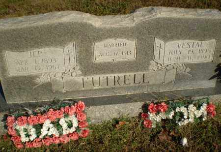 FUTRELL, VESTAL - Greene County, Arkansas | VESTAL FUTRELL - Arkansas Gravestone Photos