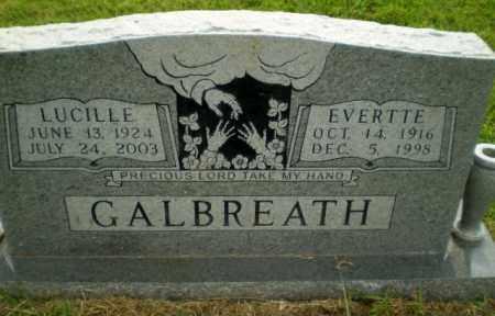 GALBREATH, EVERETTE - Greene County, Arkansas | EVERETTE GALBREATH - Arkansas Gravestone Photos