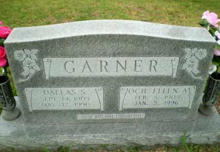 GARNER, DALLAS S - Greene County, Arkansas | DALLAS S GARNER - Arkansas Gravestone Photos