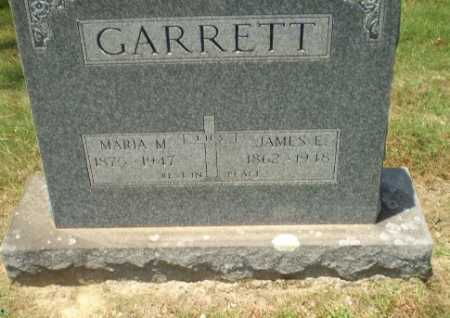 GARRETT, JAMES E - Greene County, Arkansas | JAMES E GARRETT - Arkansas Gravestone Photos