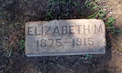 GERATHS, ELIZABETH M - Greene County, Arkansas   ELIZABETH M GERATHS - Arkansas Gravestone Photos