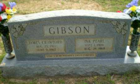 GIBSON, JAMES CRAWFORD - Greene County, Arkansas | JAMES CRAWFORD GIBSON - Arkansas Gravestone Photos