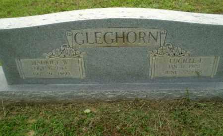 GLEGHORN, LUCILLE I - Greene County, Arkansas | LUCILLE I GLEGHORN - Arkansas Gravestone Photos