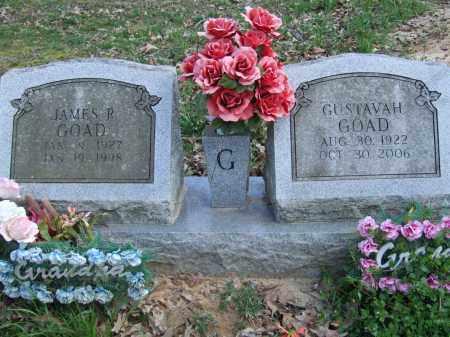 GOAD, GUSTAVAH - Greene County, Arkansas | GUSTAVAH GOAD - Arkansas Gravestone Photos