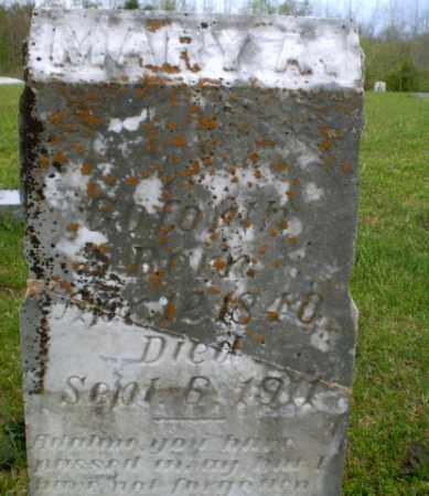 GOFORTH, MARY A - Greene County, Arkansas   MARY A GOFORTH - Arkansas Gravestone Photos