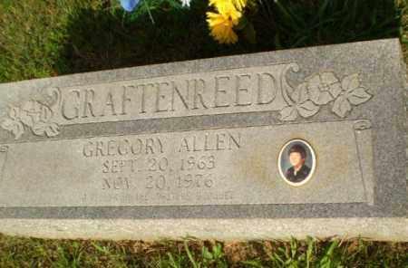GRAFTENREED, GREGORY ALLEN - Greene County, Arkansas | GREGORY ALLEN GRAFTENREED - Arkansas Gravestone Photos
