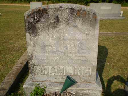 GRAMLING, ARTHUR - Greene County, Arkansas | ARTHUR GRAMLING - Arkansas Gravestone Photos