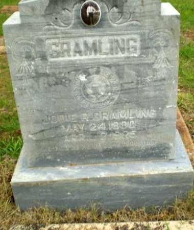 GRAMLING, JODIE R - Greene County, Arkansas | JODIE R GRAMLING - Arkansas Gravestone Photos