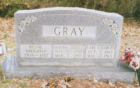 STEELE GRAY, BERTHA - Greene County, Arkansas | BERTHA STEELE GRAY - Arkansas Gravestone Photos