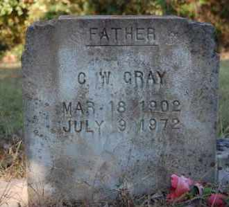 GRAY, C. W. - Greene County, Arkansas | C. W. GRAY - Arkansas Gravestone Photos