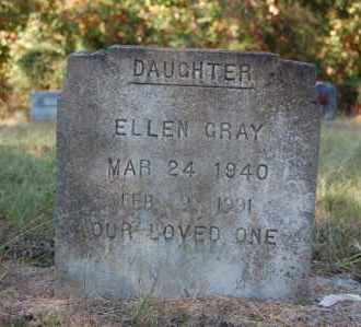 GRAY, ELLEN - Greene County, Arkansas | ELLEN GRAY - Arkansas Gravestone Photos