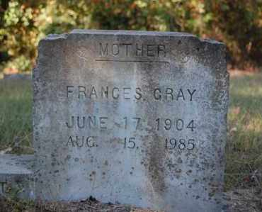 GRAY, FRANCES - Greene County, Arkansas | FRANCES GRAY - Arkansas Gravestone Photos