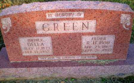 "GREEN, R.H. ""BOB"" - Greene County, Arkansas 