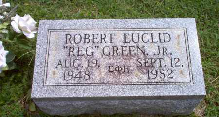"GREEN, ROBERT EUCLID ""REG"" - Greene County, Arkansas 