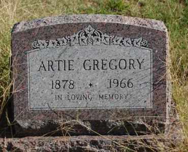 GREGORY, ARTIE - Greene County, Arkansas | ARTIE GREGORY - Arkansas Gravestone Photos