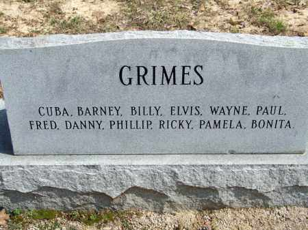 GRIMES, WILBURN C. - Greene County, Arkansas | WILBURN C. GRIMES - Arkansas Gravestone Photos