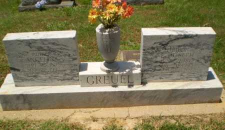 GREUEL, ANGELINA - Greene County, Arkansas | ANGELINA GREUEL - Arkansas Gravestone Photos
