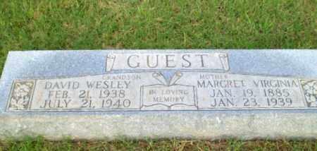 GUEST, DAVID WESLEY - Greene County, Arkansas | DAVID WESLEY GUEST - Arkansas Gravestone Photos