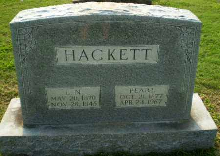 HACKETT, PEARL - Greene County, Arkansas | PEARL HACKETT - Arkansas Gravestone Photos