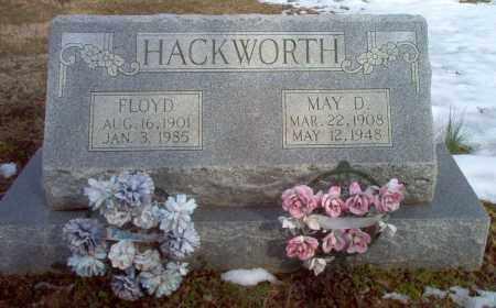 HACKWORTH, MAY D - Greene County, Arkansas | MAY D HACKWORTH - Arkansas Gravestone Photos
