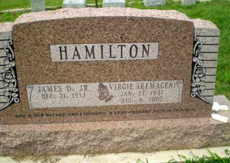 HAMILTON, VIRGIE - Greene County, Arkansas | VIRGIE HAMILTON - Arkansas Gravestone Photos