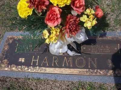 HARMON, LEO ROSCOE - Greene County, Arkansas | LEO ROSCOE HARMON - Arkansas Gravestone Photos