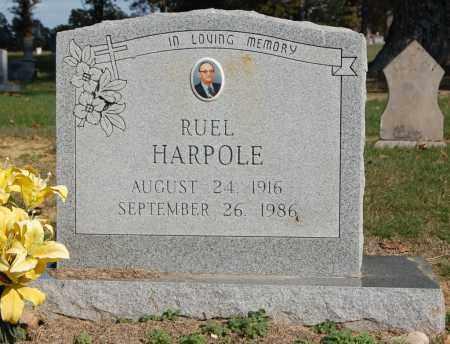 HARPOLE, RUEL - Greene County, Arkansas | RUEL HARPOLE - Arkansas Gravestone Photos