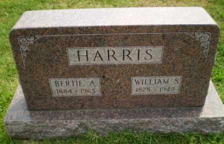 HARRIS, WILLIAM S - Greene County, Arkansas | WILLIAM S HARRIS - Arkansas Gravestone Photos