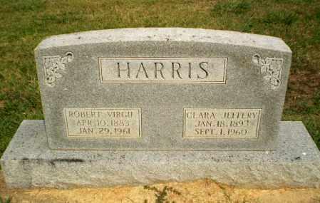 HARRIS, CLARA - Greene County, Arkansas | CLARA HARRIS - Arkansas Gravestone Photos